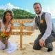 Filipino Couple Wedding Seychelles